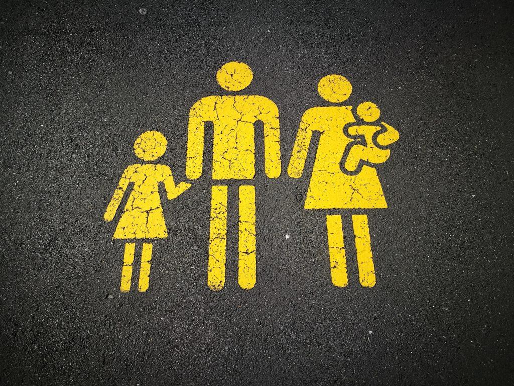 iubire în familie
